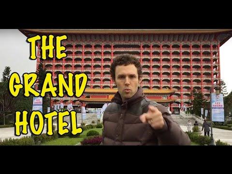 Taipei's AMAZING Grand Hotel