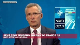 NATO chief says worsening security situation in Sahel region 'of great concern'