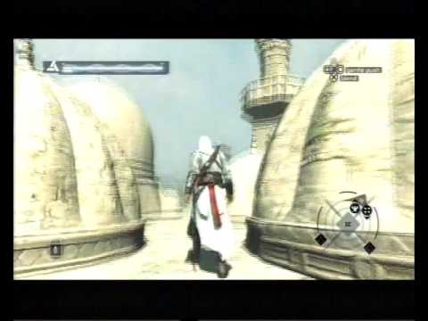 Assassin's Creed, Career 127, Jerusalem, Rich District, Viewpoint 7