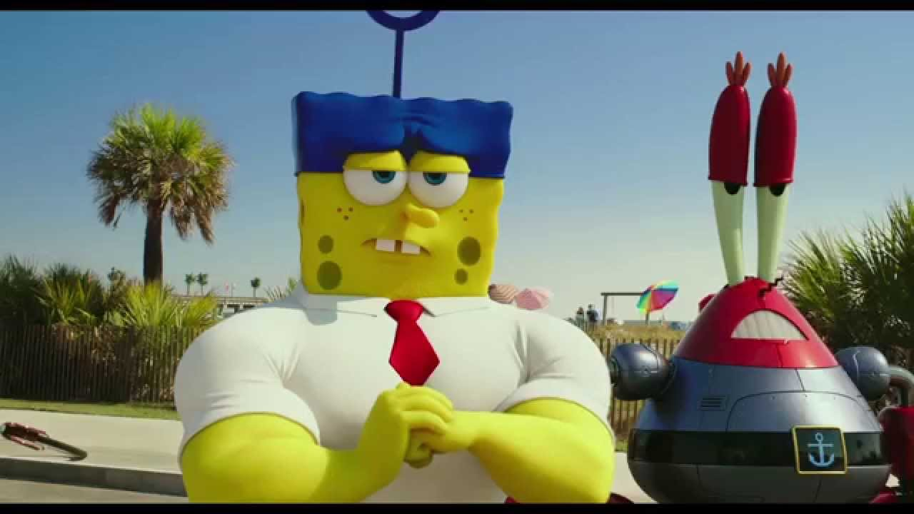 The SpongeBob Movie: Sponge out of Water Trailer (Official)