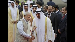 Modi's Mid-East push: UAE honour, 1st Indian PM visit to Bahrain on cards