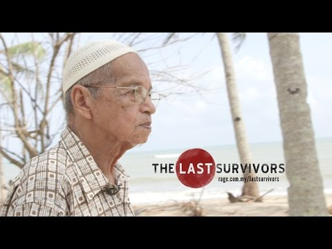 Pak Omar witnessed Japan's first major attack of WWII | THE LAST SURVIVORS