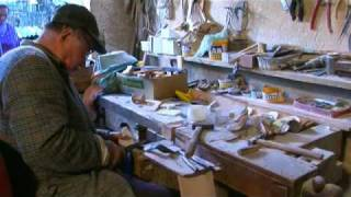 Traditional Manufacturing Of Childrens Wooden Toys In Hrvatsko Zagorje