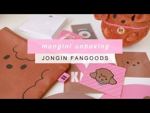 🐻 Mongini Unboxing [Kai Fangoods] 🐻