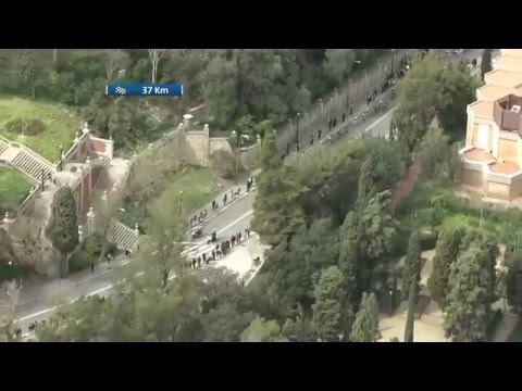 Volta a Catalunya: Stage 7 - Highlights