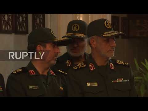 Syria: 'Unacceptable for Zionist regime to violate Syria' - Iranian military chief
