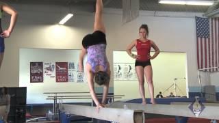 California Sports Center Competitive Gymnastics Program