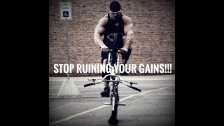 THIS Is What's Ruining Your Gains!!!