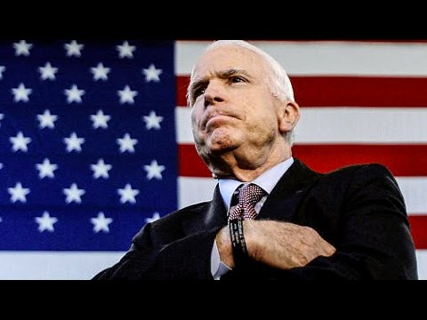 John McCain Could Lead Us To War For His Billionaire Pals - The Ring Of Fire