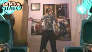 Kinect Fun Labs: Mutation Station | Episode 2 | (06-11-2011)