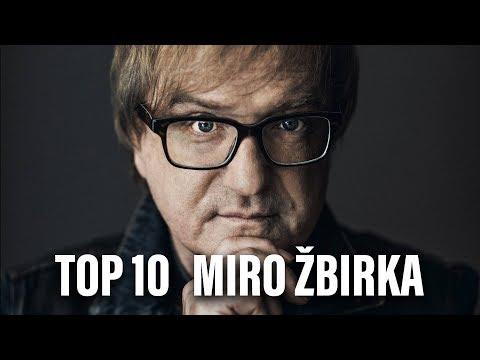 MIRO ŽBIRKA - 10 NEJ Skladeb