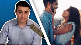 Ben Shapiro Gives Dating Advice to a Fan in His 20s; Recaps Meeting and Dating His Wife