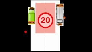 Baixar Speed limit at school zones
