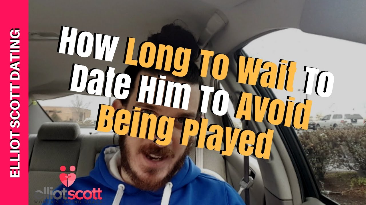 How long to wait before dating again