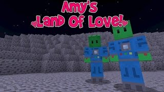 Amy's Land Of Love! Ep.114 Space Aliens! | Amy Lee33
