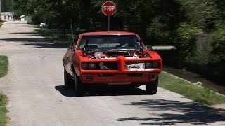 IT LIVES !!! 1969 GTO Clone FIRST DRIVE