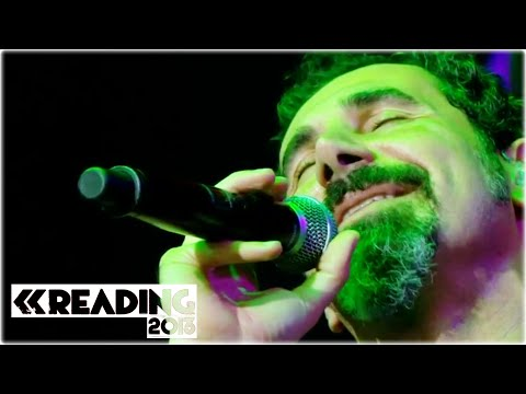 System Of A Down - Hypnotize live【Reading Festival | 60fpsᴴᴰ】