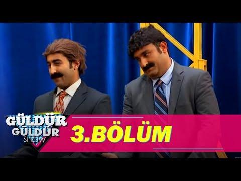 Güldür Güldür Show 3. Bölüm - 1