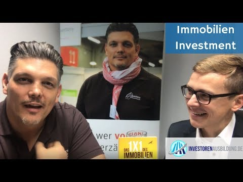 Immobilien Investment - Interview mit Dr. Florian Roski