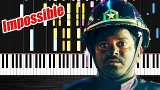 DJ Snake - Magenta Riddim - Piano Impossible Video