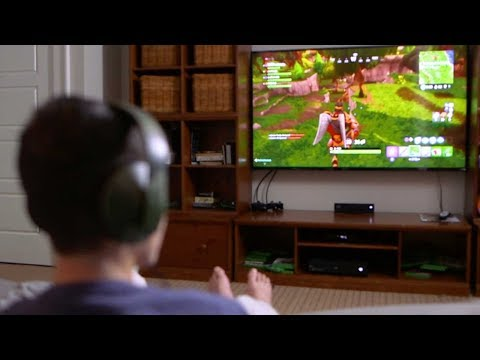 Experiment Looks At Effects Of Fortnite On 10-year-old's Brain I ABC7