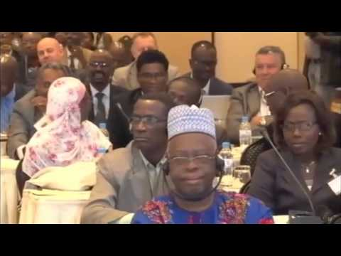 Day 1 of Panafrican Trade Union Conference on Democracy and Governance
