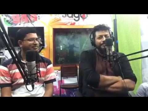 omor sani is talking about salman shah collected video