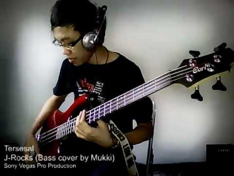 J-Rocks - Tersesal (Bass cover by Mukki)