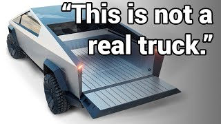 Download Is The Cybertruck a Real Truck? Mp3 and Videos