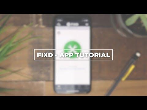 FIXD: App Features