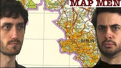 Berlin Wall - Maps With Gaps