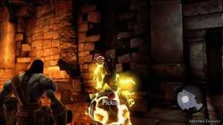 Darksiders 2 - Walkthrough - The Cauldron Dungeon Part 1 [HD]