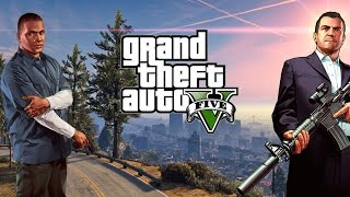 Idemo na planinu :D | Grand Theft Auto V Gameplay [ 60fps ]