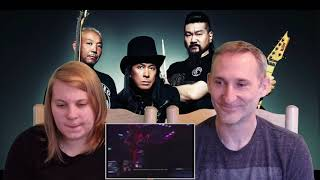 Dad & Daughter React to Heavy Metal - Loudness Shadows of War
