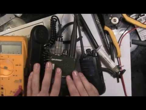 Tri PRC 152 wiring U-229 plug to H-250 handset replica