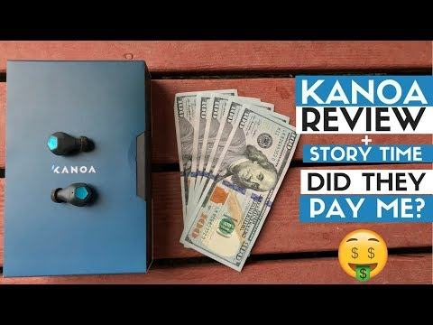 KANOA Earbuds Review: Paid to Say Nice Things?