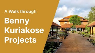 An Overview - Projects by Benny Kuriakose