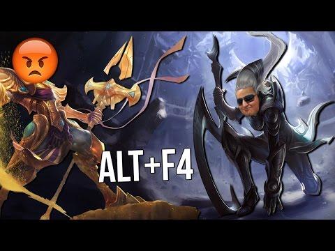ALT+F4 ÇEKTİREN DIANA!!   Orta Koridor (Mid)   LoL   Her Gün Bir Rol #33