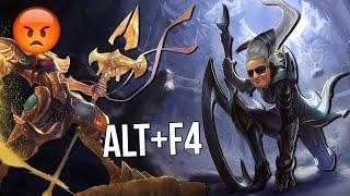 ALT+F4 ÇEKTİREN DIANA!! | Orta Koridor (Mid) | LoL | Her Gün Bir Rol #33