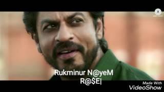 Dhingana - Raees - Shah Rukh Khan - JAM8 - Mika Singh