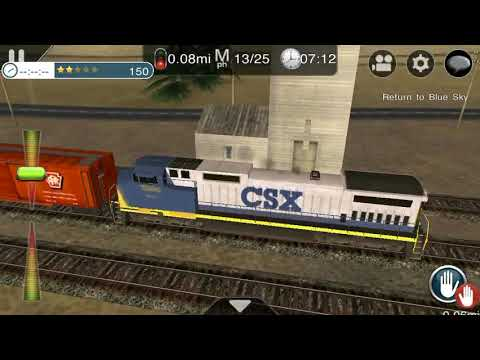 Trainz Driver 2 - CSX Steel Transporter