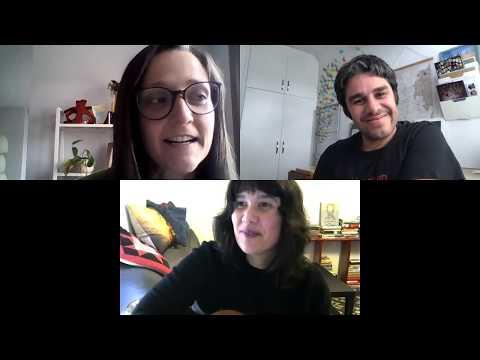Alicia Barreiro e Silvia Penide unen os sectores sanitario e cultural para lanzar unha mensaxe de esperanza