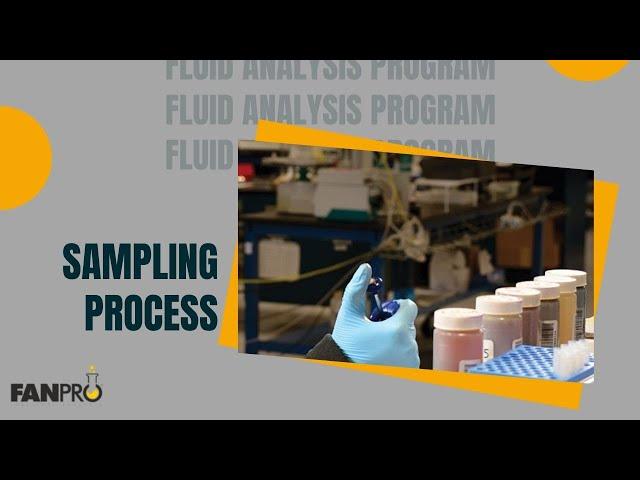 FanPro sampling process
