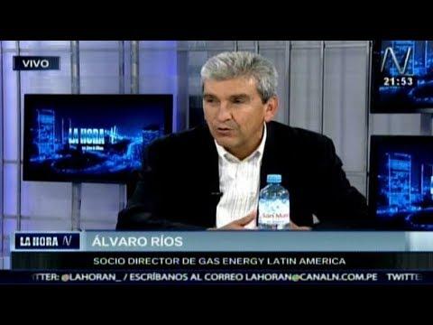 Álvaro Ríos, socio director de Gas Energy Latin America: Gasoducto del Sur del Perú
