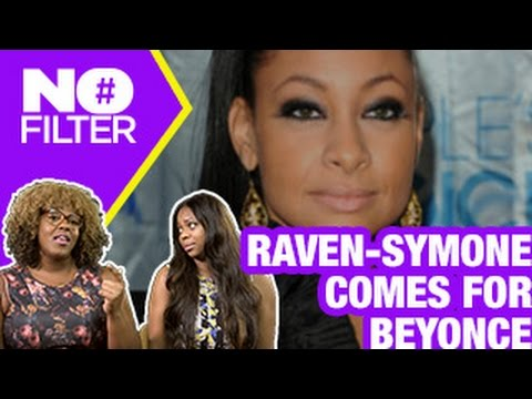 Raven-Symone Tells Beyonce to Put Some Pants On (#NoFilter ...