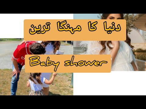 World's biggest & expensive baby gender reveled in downtown Dubai  2020 |Paktelly 360|