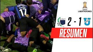 ¡LO DIO VUELTA EN EL FINAL! | Liverpool 2-1 U. Católica | RESUMEN