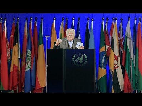 Discurso de José Mujica en Río+20