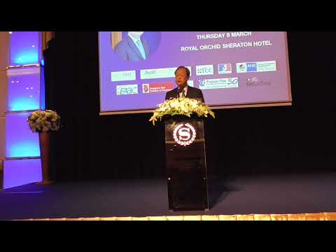 BCCT Multi-Chambers Lunch: Minister of Commerce