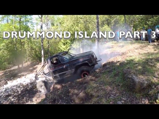 DRUMMOND ISLAND PART 3